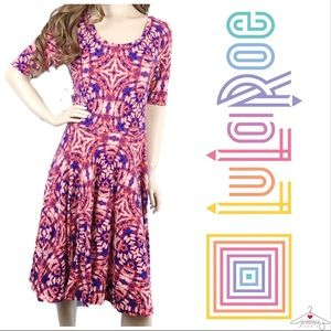 Nicole LuLaRoe Dress Size Large